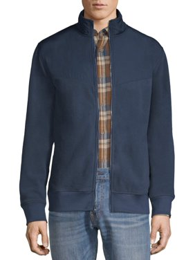 Russell Men's and Big Men's Microfleece Jacket, up to Size 5XL