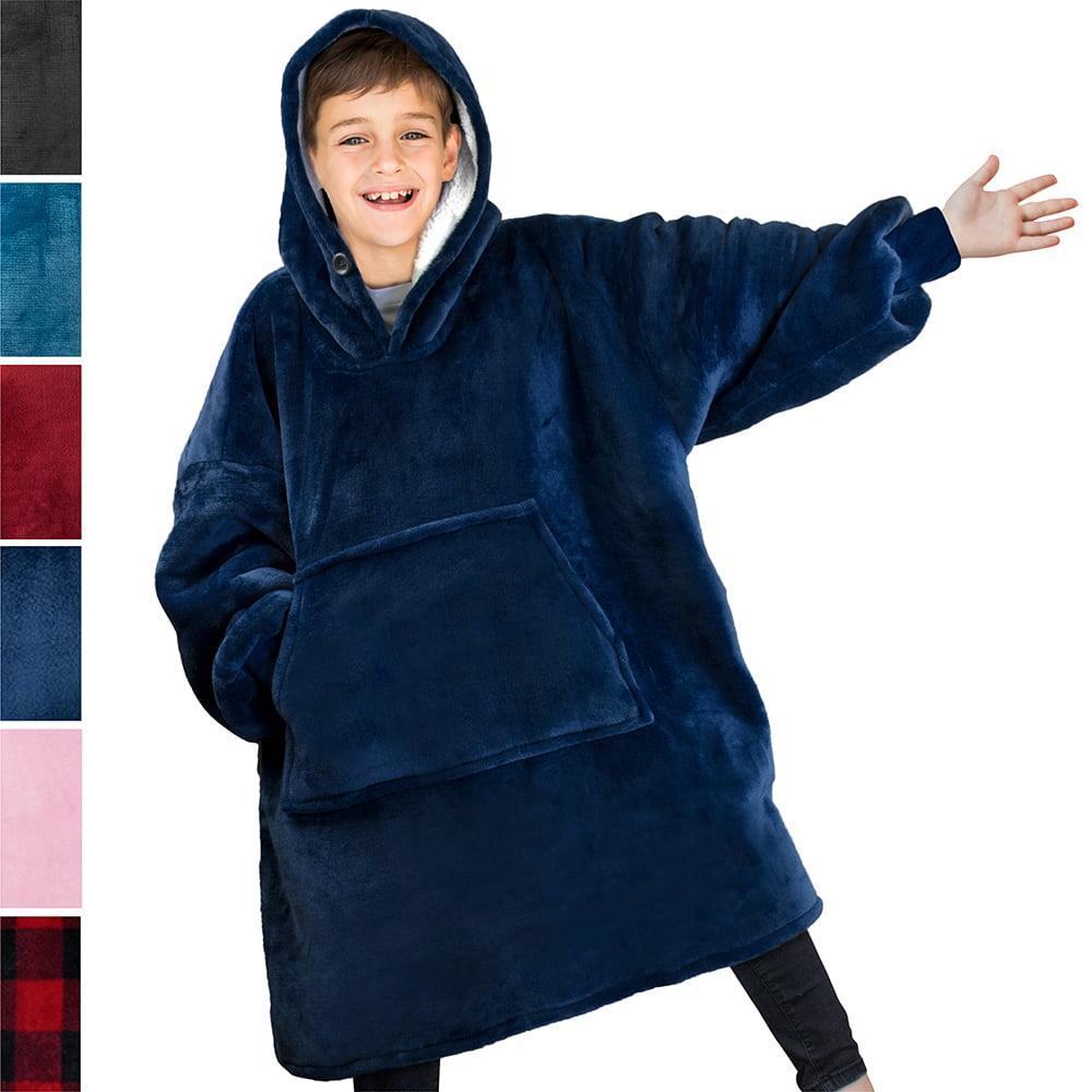 Unicorn Unisex Toddler Hoodies Fleece Pull Over Sweatshirt for Boys Girls Kids Youth