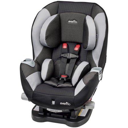 evenflo triumph lx convertible car seat darby gray. Black Bedroom Furniture Sets. Home Design Ideas