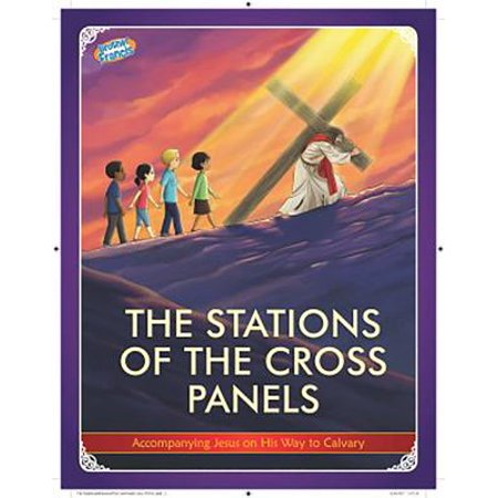 Brother Francis: Poster - The Stations of the Cross Panels (14 in Set)