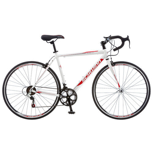 Schwinn S4030C Mens Volare 1300 Drop Bar Road Bike, White