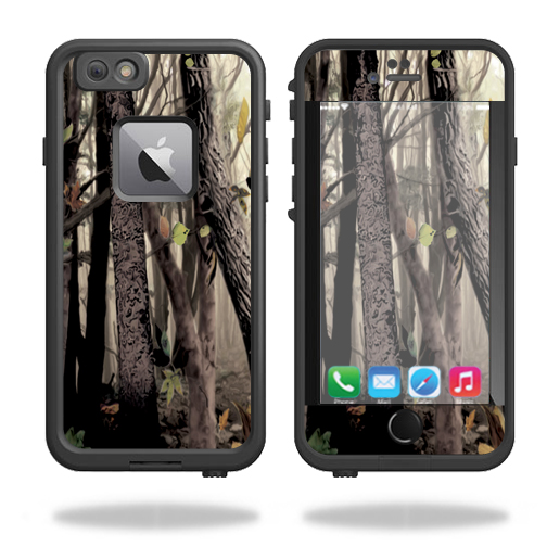 MightySkins Protective Vinyl Skin Decal for Lifeproof Fre iPhone 6 Plus / 6S Plus Case wrap cover sticker skins Tree Camo