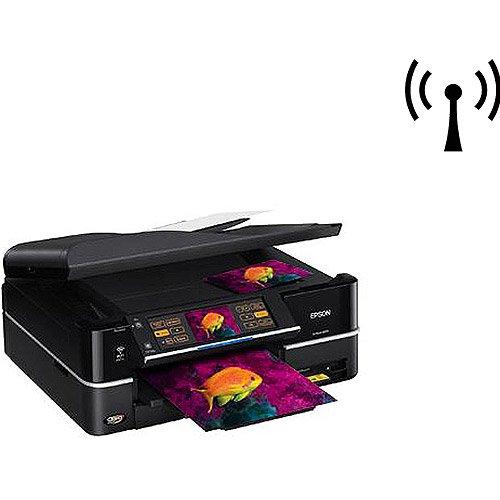 New Drivers: Epson Artisan 800 Scanner