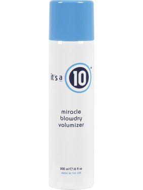 ($19.99 Value) It's A 10 Miracle Blowdry Volumizer Hairspray, 6 Oz