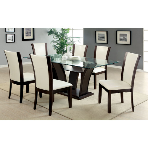 Hokku Designs Carmilla 7 Piece Dining Set