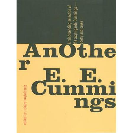 AnOther E.E. Cummings - eBook