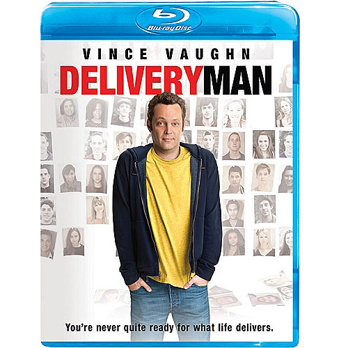 Delivery Man (Blu-ray)