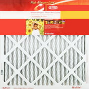 24x24x1 (23.75 x 23.75) DuPont High Allergen Care Electrostatic Air Filter