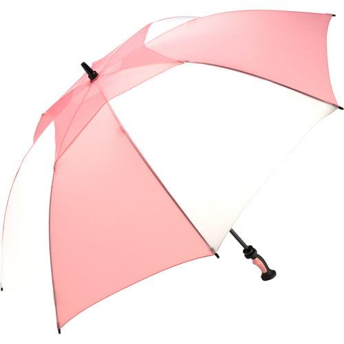 """ShedRain 3-Finger Sport Handle 60"""" Vented Golf Umbrella"""