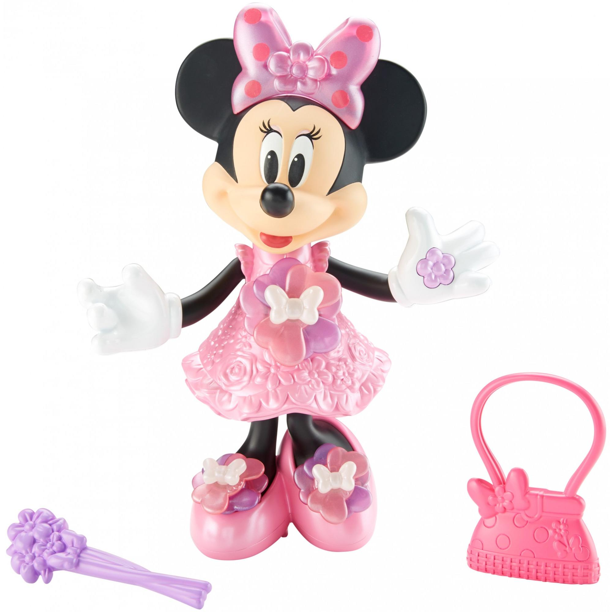 Disney Minnie Mouse Bloomin' Bows Minnie