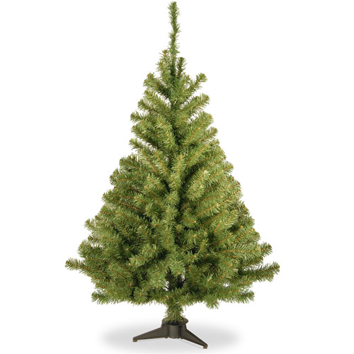 National Tree 4' Kincaid Spruce Artificial Christmas Tree