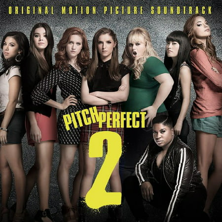 Pitch Perfect 2 Soundtrack (CD) - Soundtrack De Halloween 2 1981