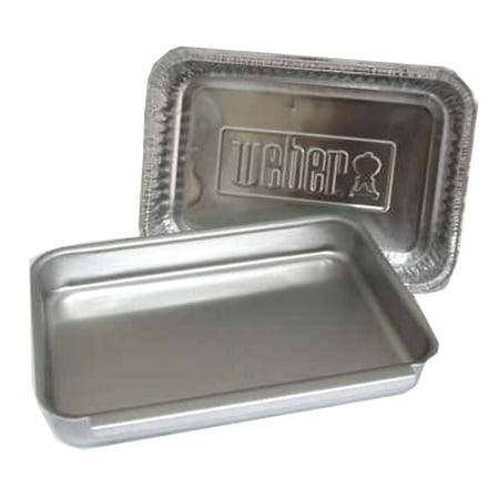 Weber 93305 Aluminum Catch Pan Kit Walmart Com