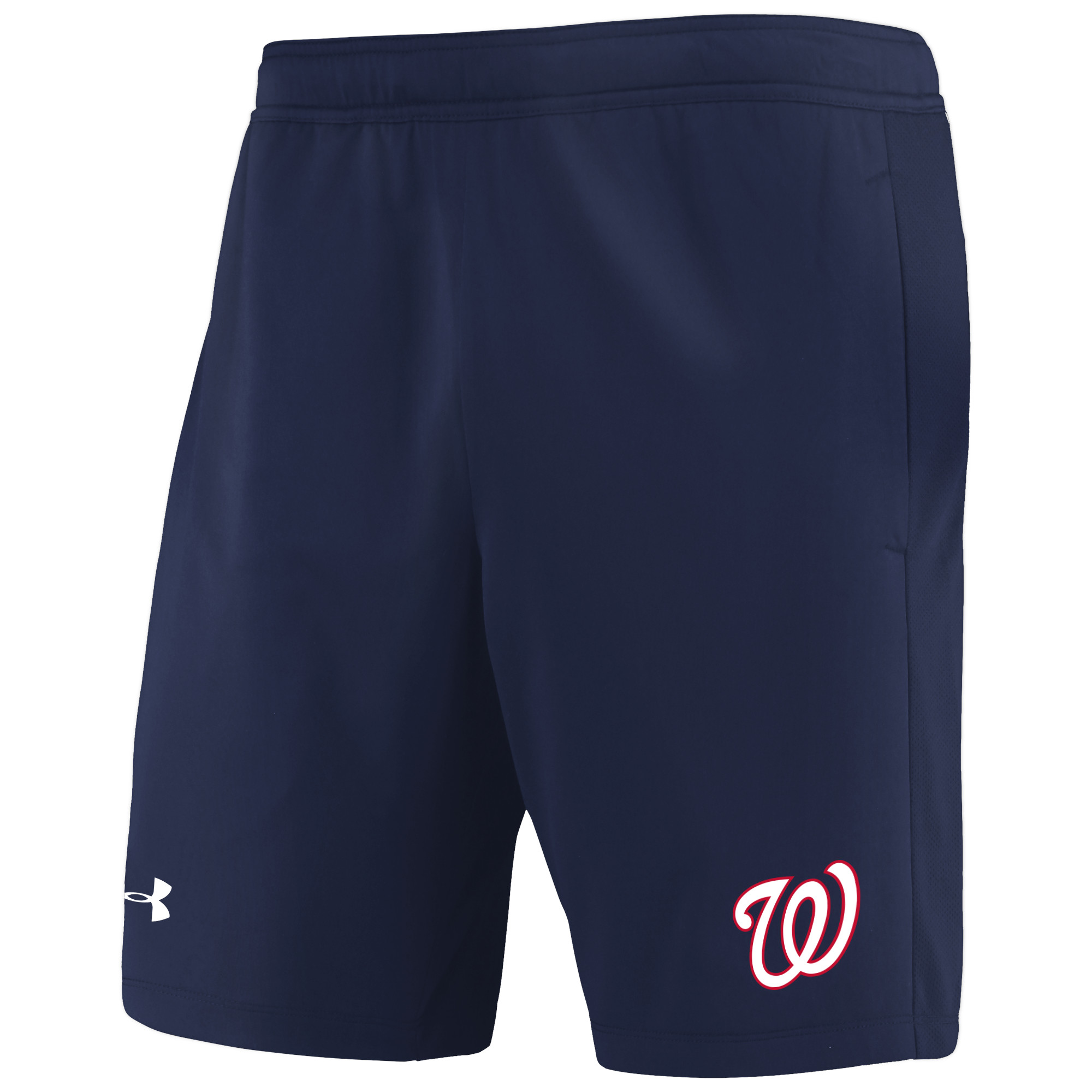 Washington Nationals Under Armour MK-1 Performance Shorts - Navy