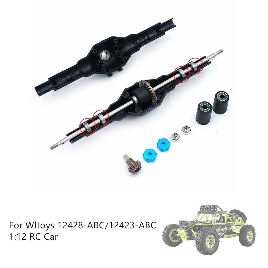 Upgrade Metall Getriebe Transmission Gearbox Für WLtoys 12428-ABC//12423-ABC Auto