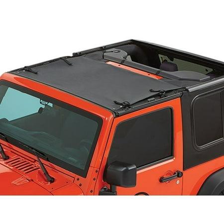 Bestop | 52400-35 | Sun Bikini Top | Fits Jeep 07-15