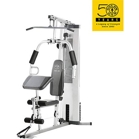 Golds Gym Xr45 Home Gym Walmart