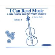 I Can Read Music, Volume 2 - By Joanne Martin