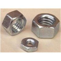 Hex Nuts 8-32, Pack Of 100