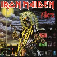 Iron Maiden - Killers - Vinyl