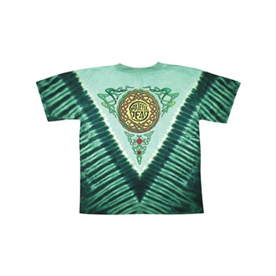 96e5f58f6ed6 Grateful Dead - Grateful Dead Men s Celtic Knot Tie Dye T-shirt ...