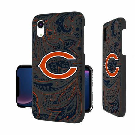 Chicago Bears iPhone Slim Paisley Design Case