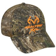 Mesh Back Cap, Xtra Camo, Adjustable Closure