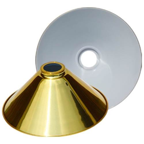 Sterling Solid Brass 14 Inch Replacement Cone Shade