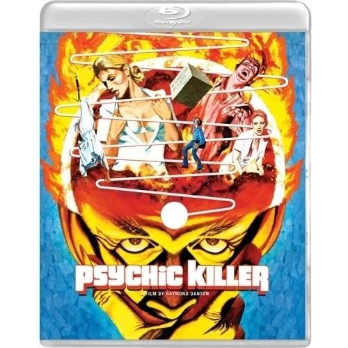 Psychic Killer (Blu-ray + DVD)