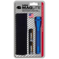 Maglite M2A10H Mini Mag AA Holster Pack Silver