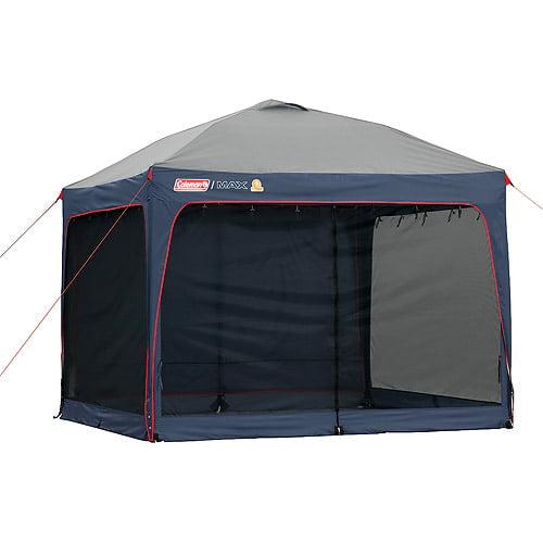 Coleman Max 10 X 10 Instant Shelter Canopy Walmart Com