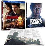Jack Reacher: Never Go Back (Blu-ray + DVD + Digital HD) (Widescreen) by