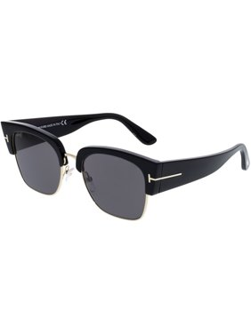58107b7167e Product Image Tom Ford Dakota TF 554 01C Unisex Square Sunglasses