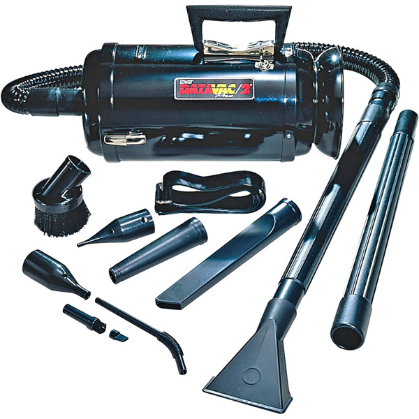 Metro Data Vac Pro Mdv-2tac 220 volt Portable Vacuum Cleaner 1.17hp Motor (mdv2tac) by Metropolitan Vacuum Cleaner Co