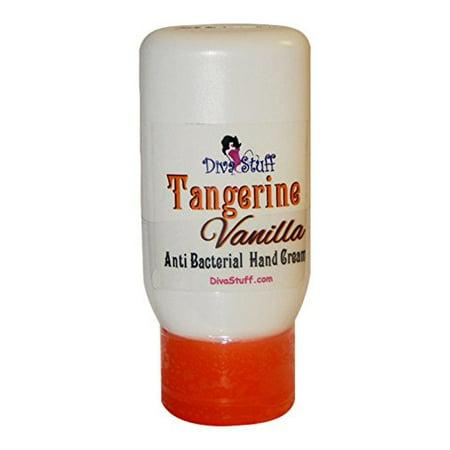 - Antibacterial Hand Cream, Nourishing Tangerine-Vanilla Scent By Diva Stuff