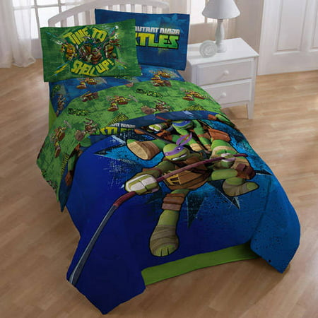 Tmnt Toddler Bed