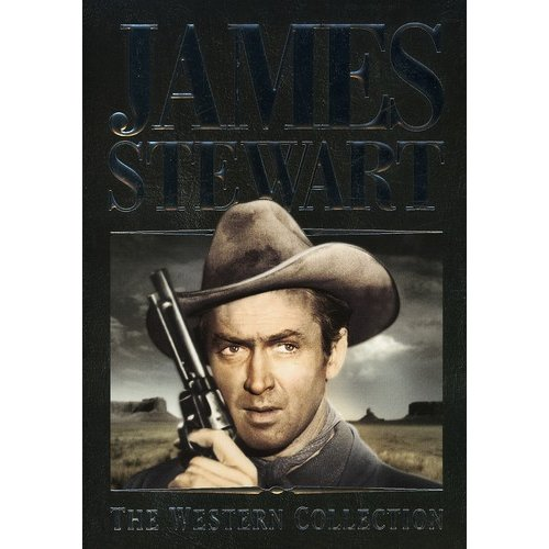 JAMES STEWART-WESTERN COLLECTION (DVD) (6DISCS)
