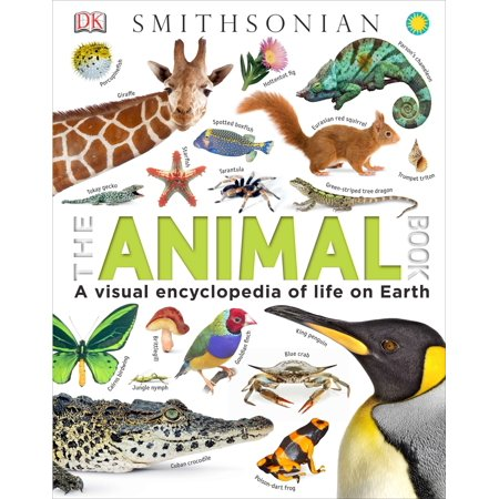 The Animal Book: A Visual Encyclopedia of Life on Earth (List Of All Natural Resources On Earth)