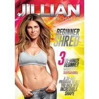 JILLIAN MICHAELS-BEGINNER SHRED (DVD)-NLA (DVD)