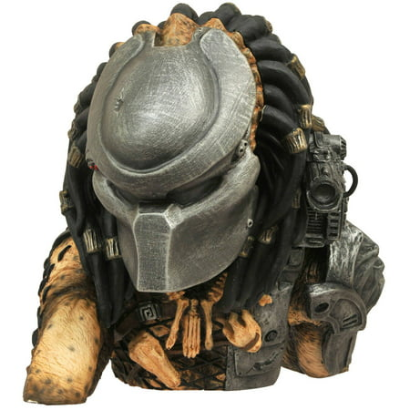 Diamond Select Toys Predator Masked Bust Bank