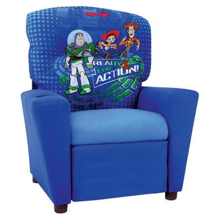 Kidz World Disney's Toy Story 3 Kid's Recliner (Toy Story Furniture)