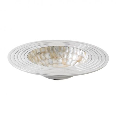 Mother Of Pearl Mosaic Bowl