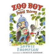 Zoo Boy and the Jewel Thieves - eBook