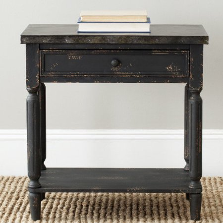 Safavieh john side table for 10 spring street hinsdale side table