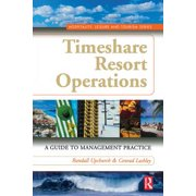 Timeshare Resort Operations - eBook