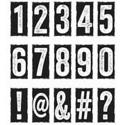 """Tim Holtz Cling Rubber Stamp Set 7""""X8.5""""-Number Blocks"""