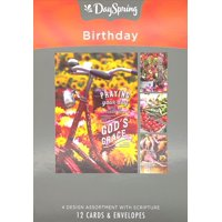 Birthday - Inspirational Boxed Cards -Farmers Market