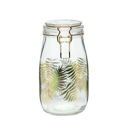 Mainstays Lock Gold Jar Tropical - Walmart com