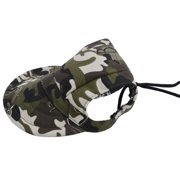 Dog Hat, Legendog Dog Baseball Hat Leisure Cool Breathable Dog Accessory Puppy Hat (Camouflage,M)