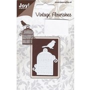 Joy! Crafts Cutting Die-bird Cage